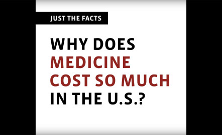 Why Drug Prices in the U.S. Are Ridiculous