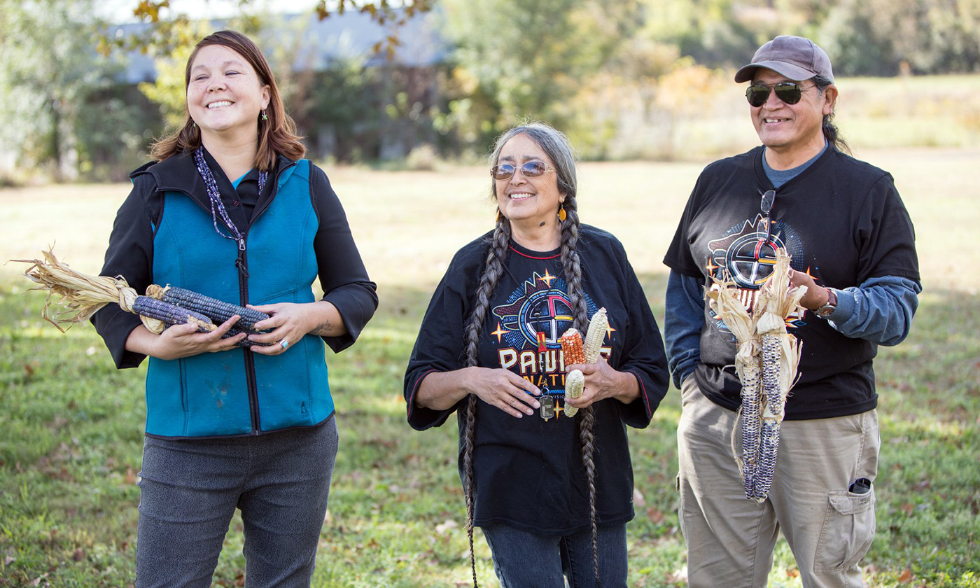Pawnee Seed Preservation Project