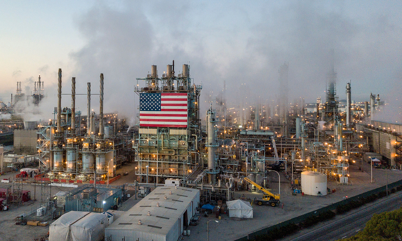 Fossil Fuel Bailouts Are Class War. This Is How We Fight Back