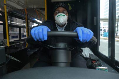 Detroit bus drivers coronavirus