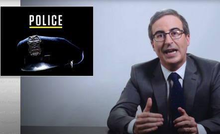John Oliver Points to the White Supremacist Origins of Modern Policing