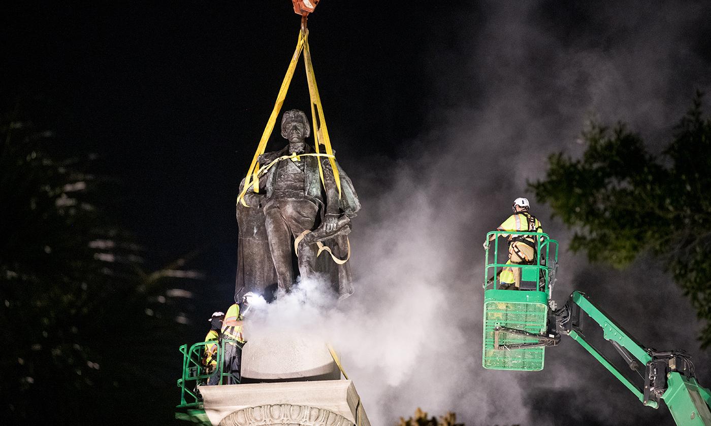 Dismantling John C. Calhoun's Racist Legacy