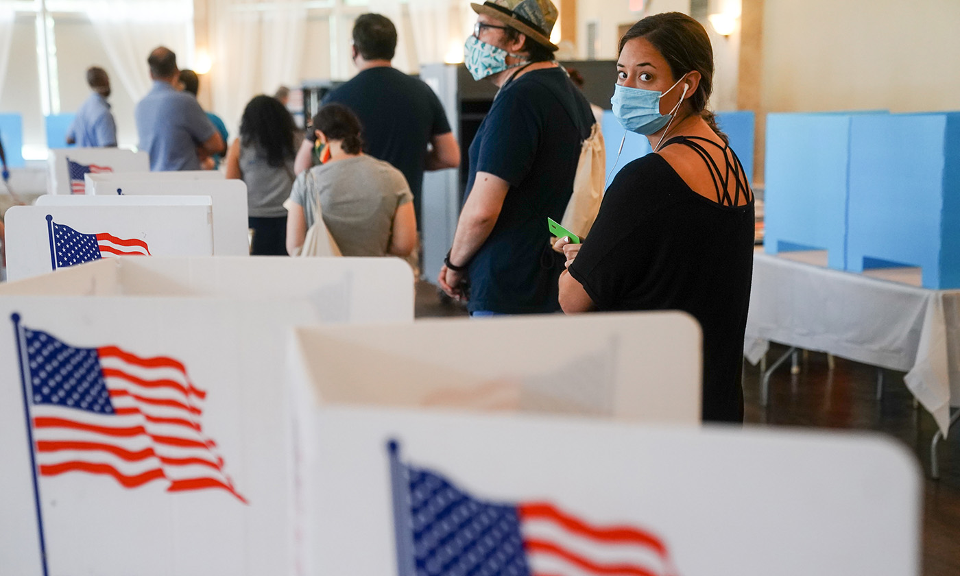 Voting Is Now a Public Health Issue - Yes! Magazine