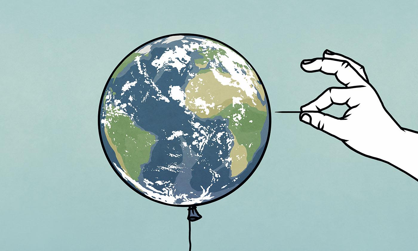 Earth Is Warning Us We Must Change. Will We Listen?