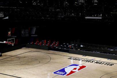 NBA playoffs black lives matter