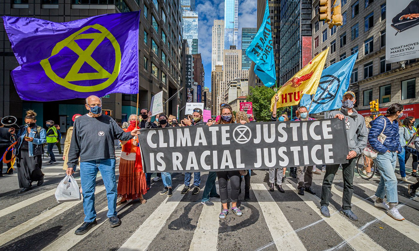 The Power of Inclusive, Intergenerational Climate Activism