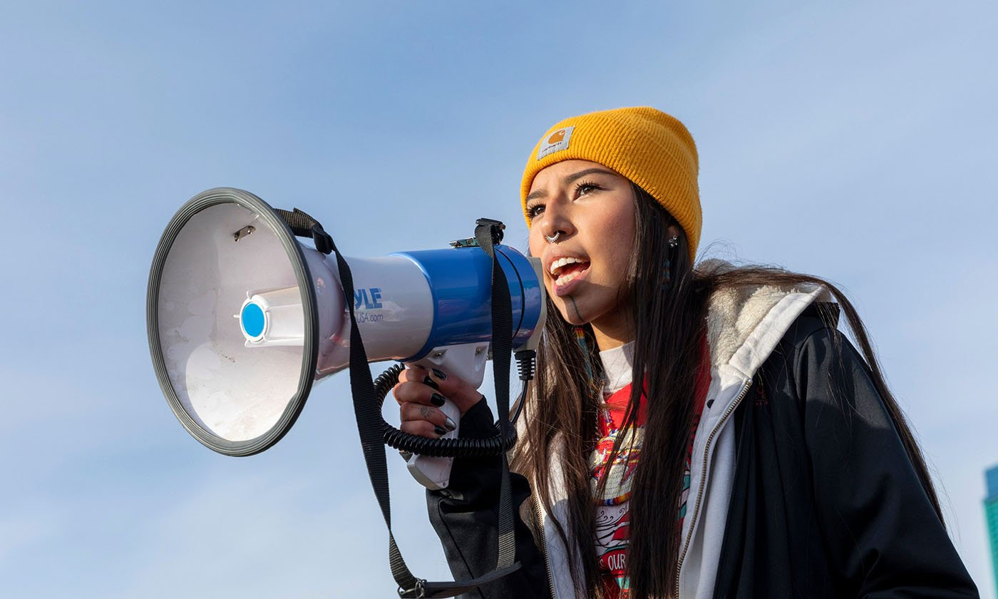Meet the 18-Year-Old Championing Indigenous Rights in Alaska