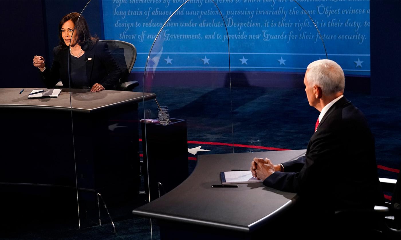 """Mr. Vice President, I Am Speaking"": A Culture of Interruption"