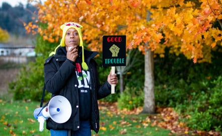 Lessons From Portland's Protest Movement