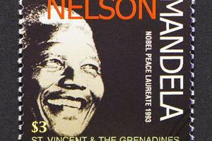 Nelson Mandela photo courtesy of Shutterstock