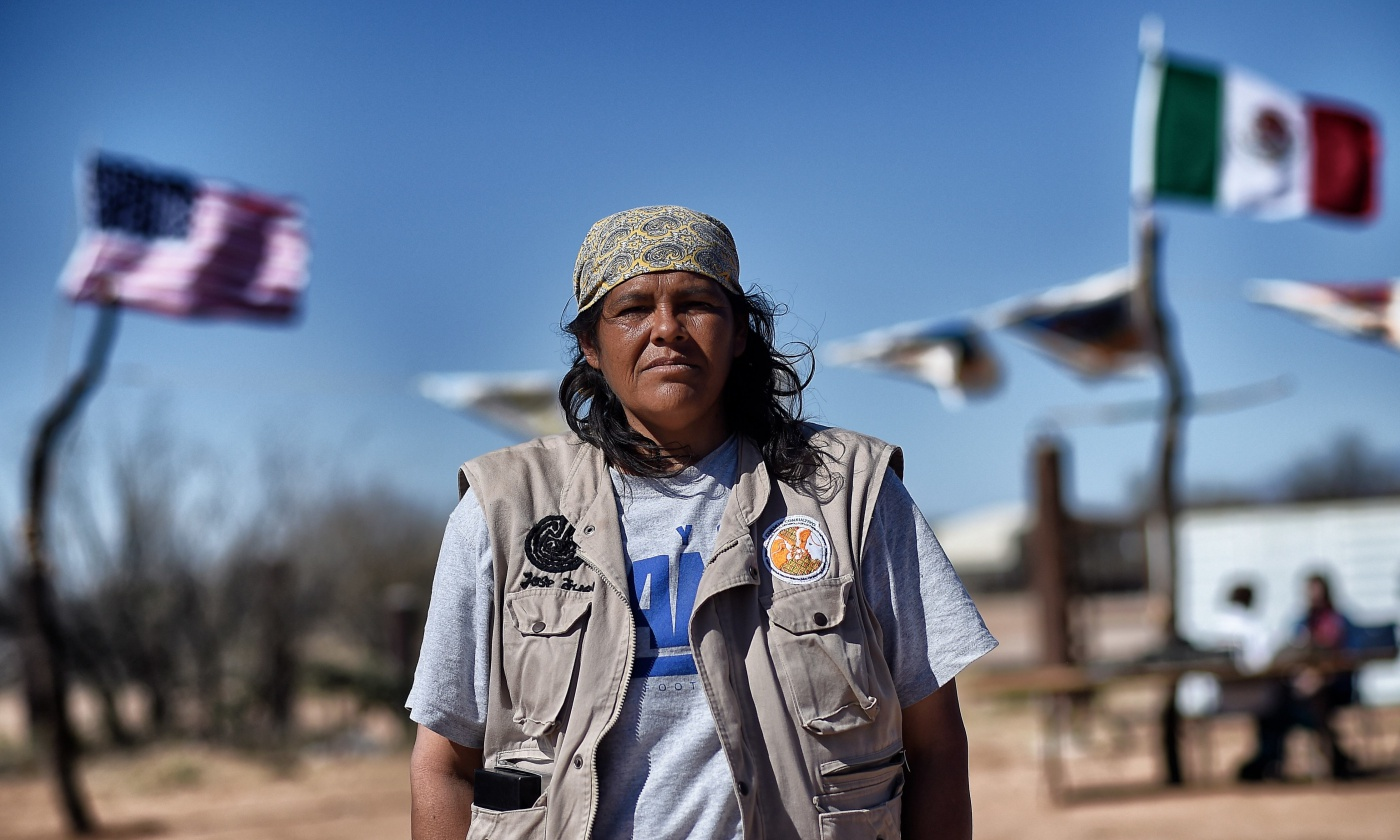 The Arizona Tribe That Knows How to Stop a Trump Wall