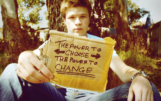 Power to choose by Greening