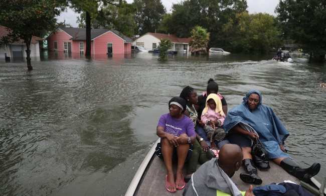 Now You Can Instantly Help Those Most Impacted by Hurricane Harvey