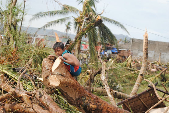 Typhoon Haiyan: A Wake-Up Call for Warsaw Climate Talks?