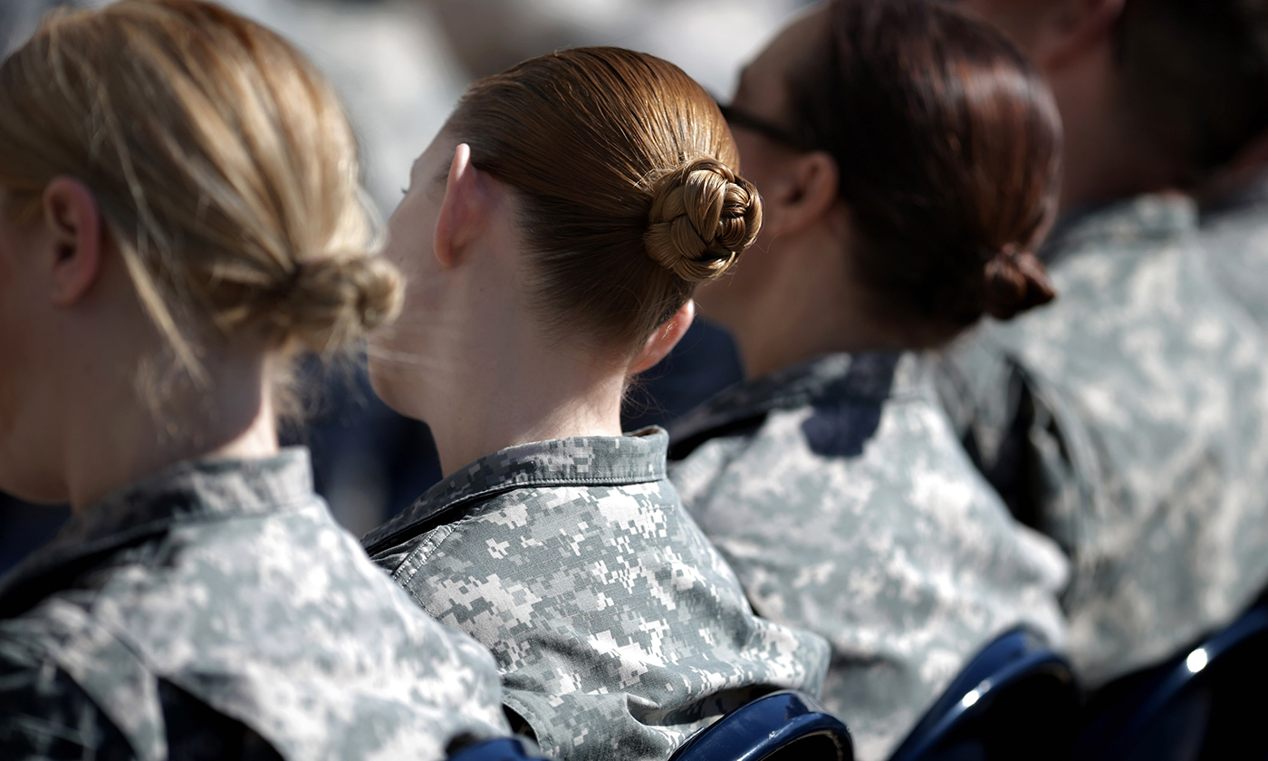 How I Overcame Military Sexual Trauma