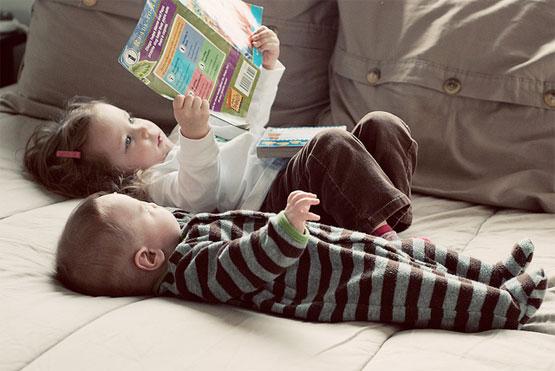 Reading photo by Thomas Life