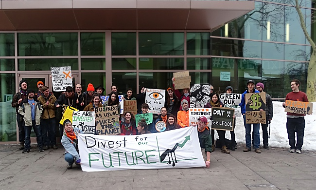 Obama's Quiet Climate Legacy: A $5 Trillion College Divestment Campaign