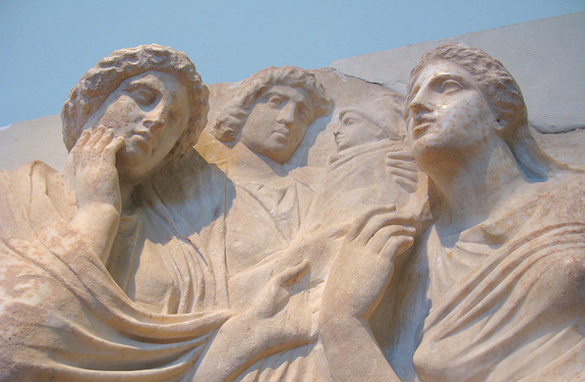 The Ancient Greeks' 6 Words for Love (And Why Knowing Them Can Change Your Life)