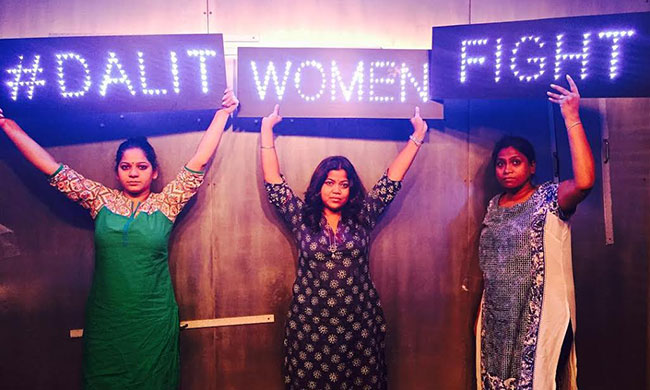"Meet the Indian Women Trying to Take Down ""Caste Apartheid"""