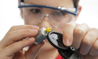 Young Inventor photo from Shutterstock