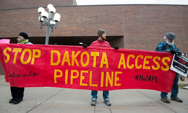 Banks Agree to Talk With Tribe (While Handing over Millions for Dakota Access)