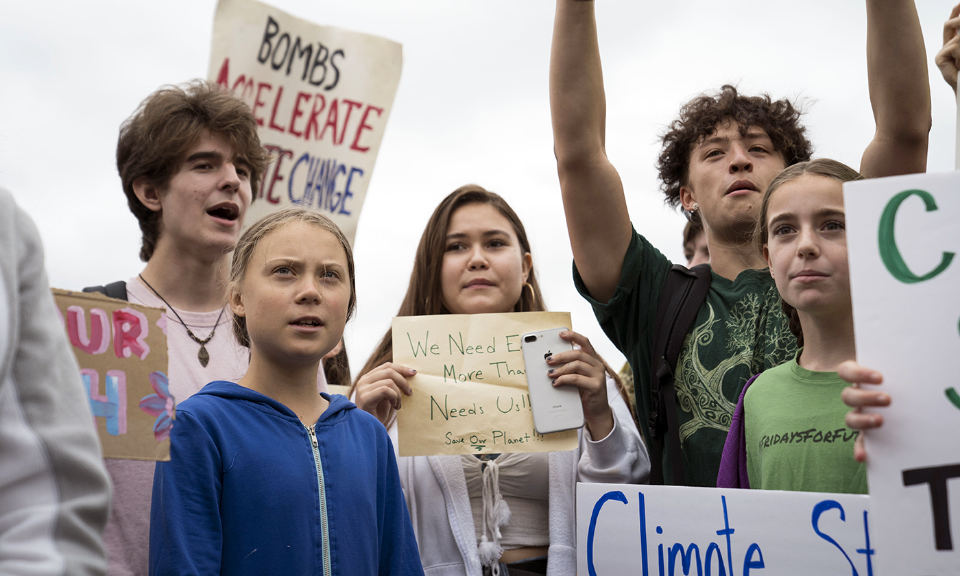 Four Climate Scientists on How to Take On Climate Change Today - Yes!  Magazine