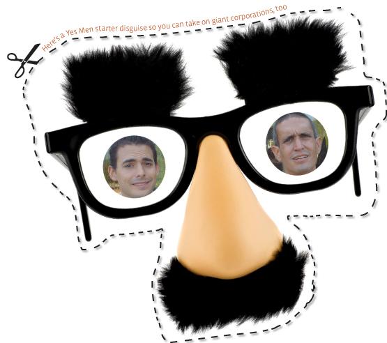 Yes Men Glasses