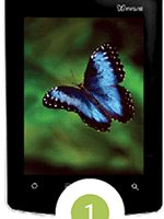 iPhone With Butterfly