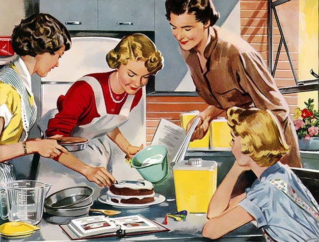 7 Myths About Housewives, Debunked