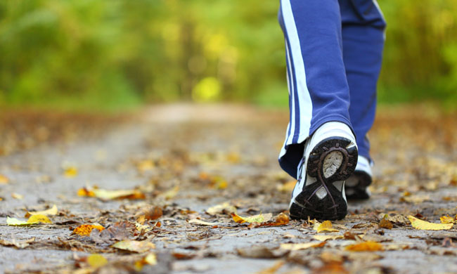 Take a Walk: 11 Ways to Build the Healthy Habit
