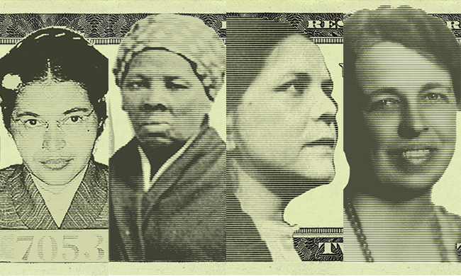 Which of These 4 Radical, Badass Women Will Be on the $20 Bill? The Results Are In