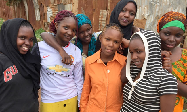 These Girls Founded a Savings and Loan Club in Kenya's Biggest Urban Slum