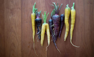 Carrots photo by Paul Dunn