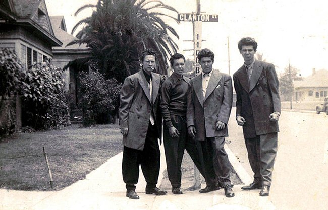 Zoot Suits: A Fashion Movement that Sparked Mexican American Resistance