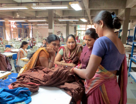 Indian Garment Workers photo by UUSC4all