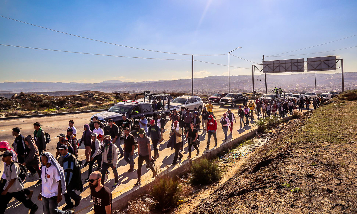 Why Hondurans See Migration as an Act of Civil Disobedience