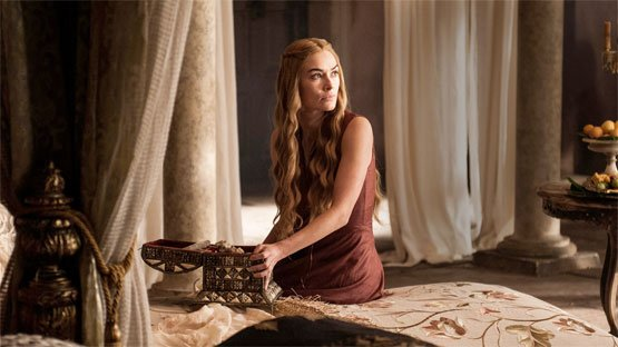 Cersei Lannister photo courtesy of HBO