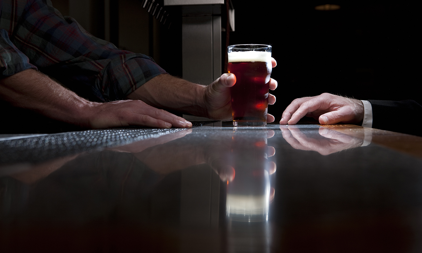 Why Alcoholics Can't Be Forced to Stop Drinking