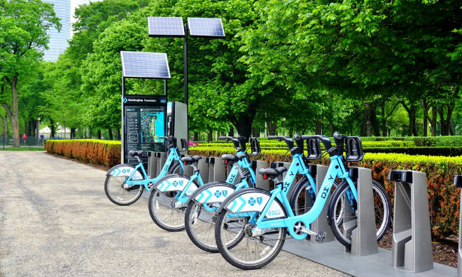 Bikesharing Trends to Watch in 2015