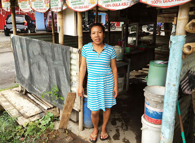 How a Wife's Tiny Food Shop Brought Financial Freedom and Escape from Domestic Violence