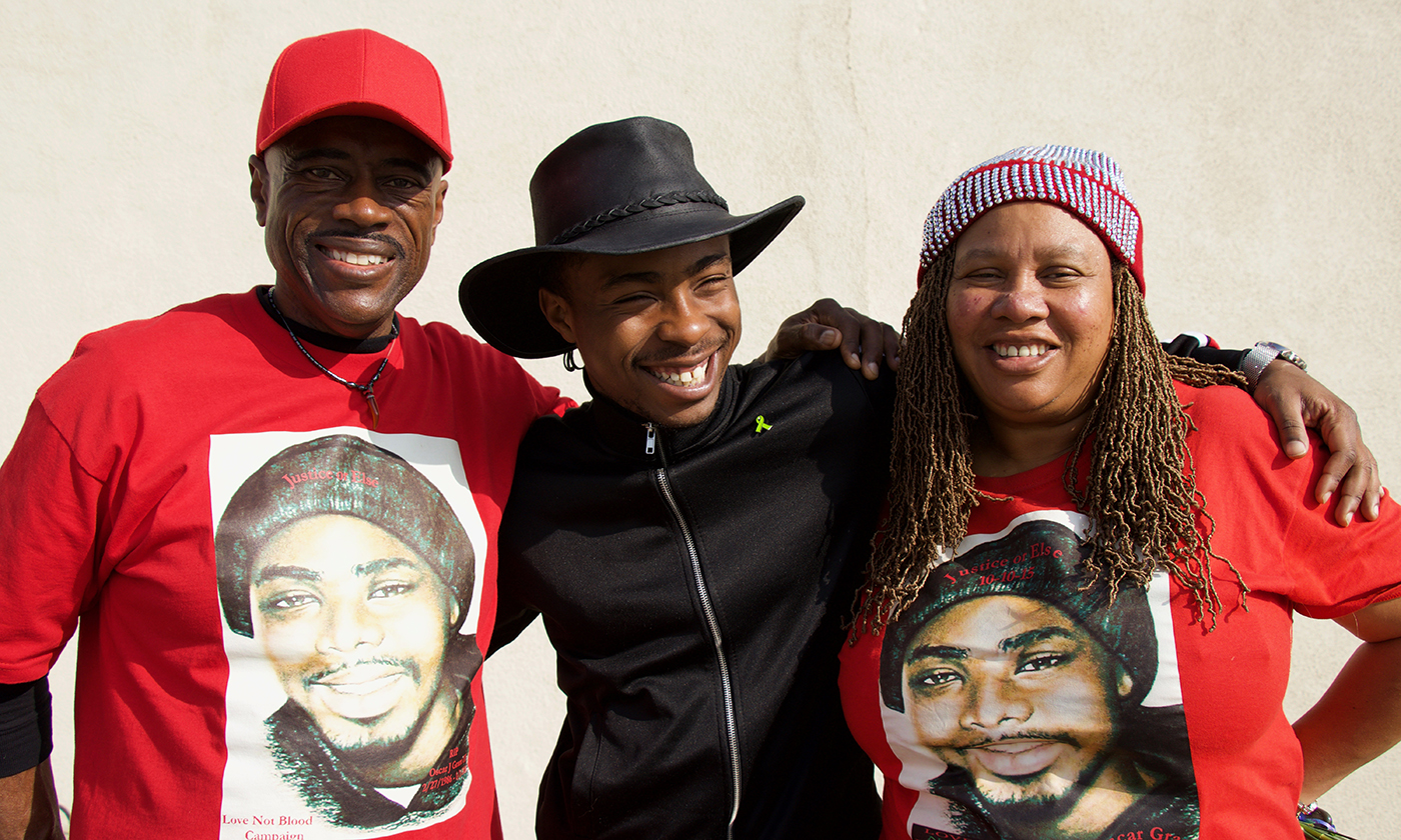 Turning Tragedy Into Healing: Oscar Grant's Family 10 Years Later