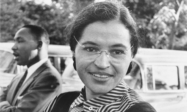 Rosa Parks, Champion for Human Rights