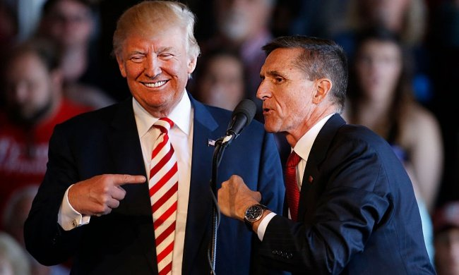 Hear That? It's New Impeachment Talk as Flynn Turns on Trump