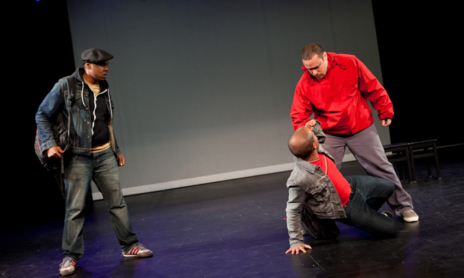 How a Bronx Theater Uses Avant-Garde Theater to Teach Everyday Activism