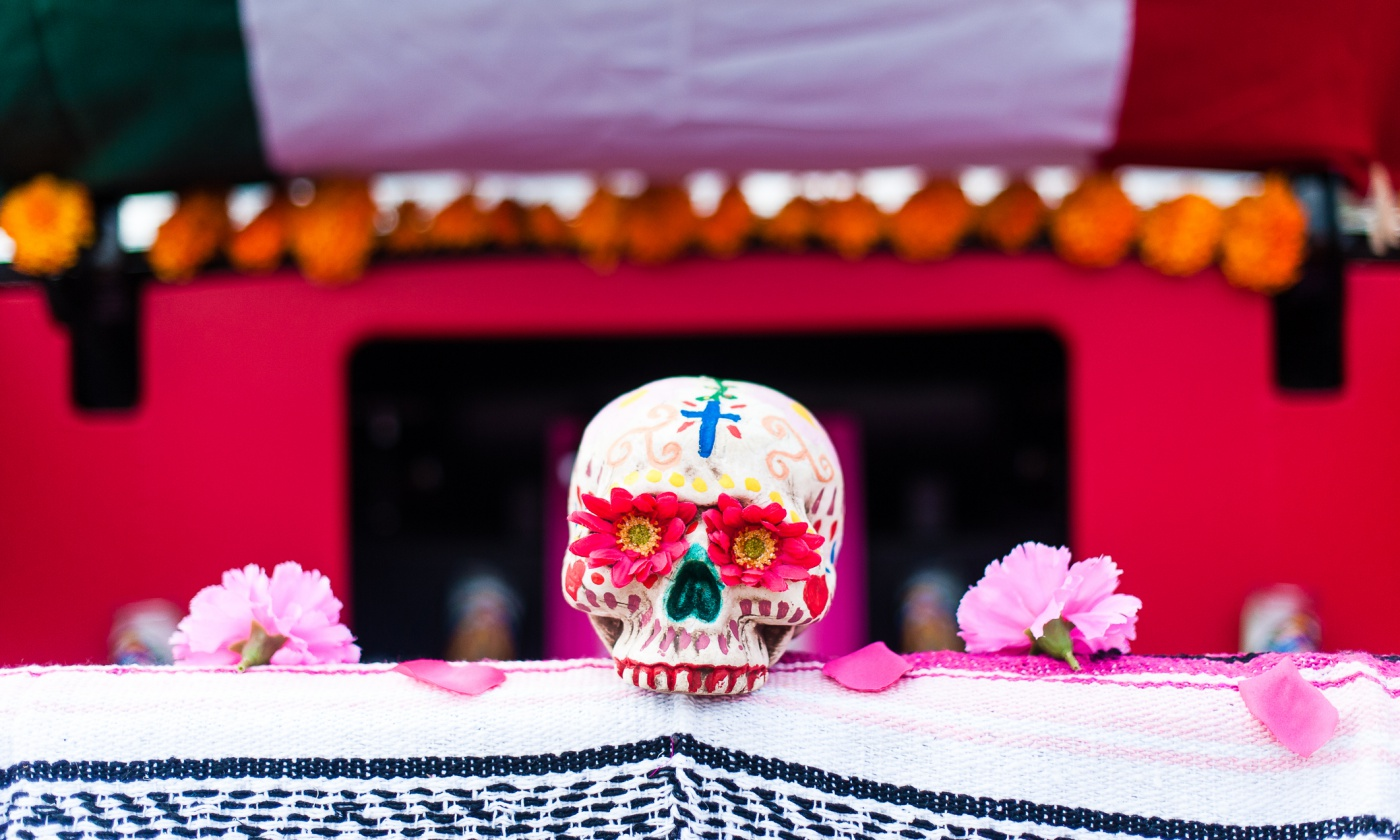 How I Celebrate Life on the Day of the Dead