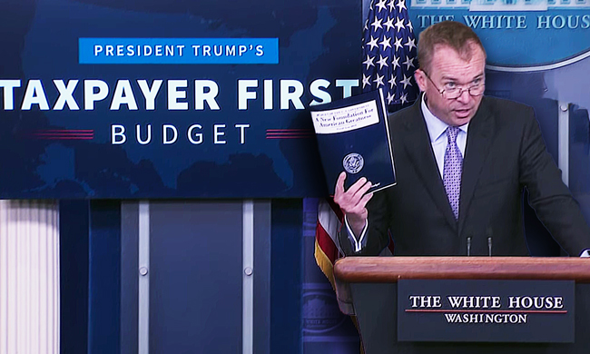Trump's Budget Is Full of Contempt—and Numbers That Don't Add Up