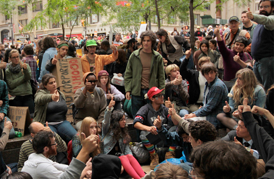 Occupy at Two: How a Flawed and Fleeting Utopia Changed the World
