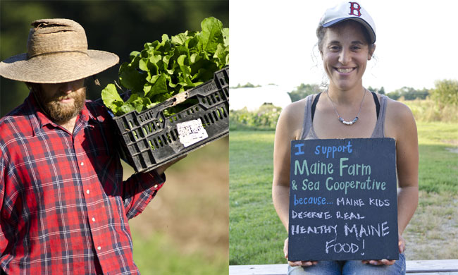 This Maine Co-op's Trying to Bring Fresh, Local Food to 10,000 College Students