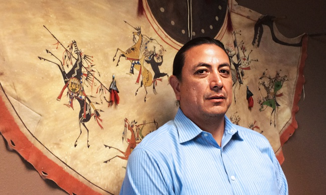 Leader of the Standing Rock Sioux on Prayers and a President Trump