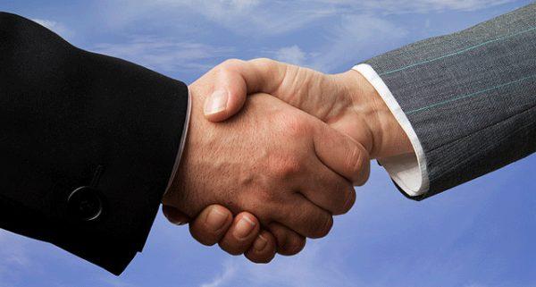 Handshake photo courtesy of Think Panama